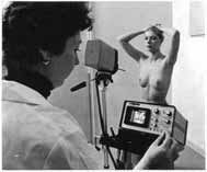 Termografering på Karolinska sjukhuset på 1960-talet